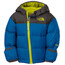 The North Face Infant Nuptse Hoodie Snorkel Blue